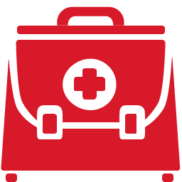 Doctor-Briefcase-red-icon