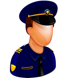 Police-Officer-icon