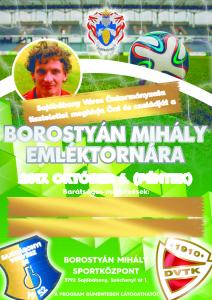 Borostyán Mihály Emléktorna plakát_tt